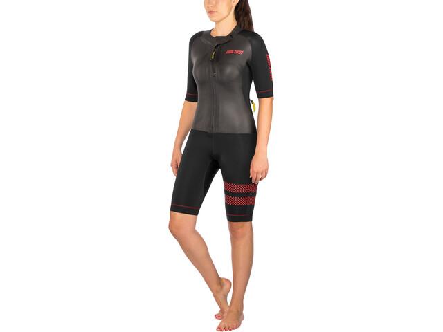 Colting Wetsuits Swimrun Go Muta Donna, nero